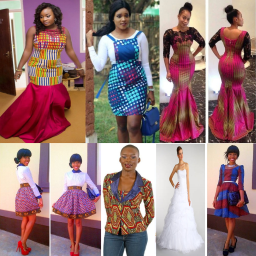 African women fashion ideas