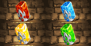 結晶全4種