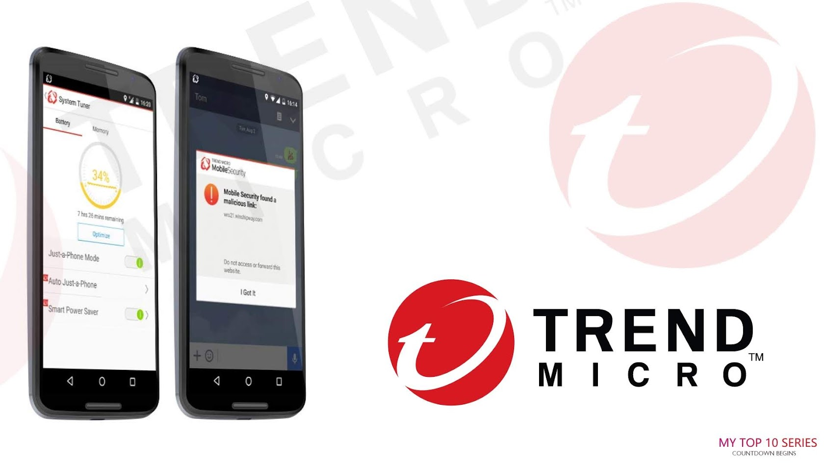 trend micro security mobile