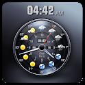 Rain radar & Global weather icon