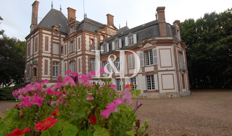 Château Montreuil-l'Argillé