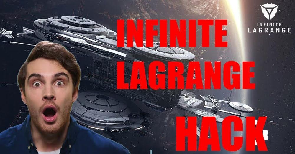 Infinite Lagrange Hack Chu Coins Proxima Coins Cheat