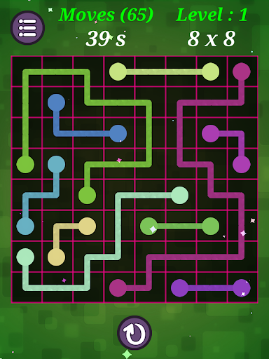 Connect The Dots - Color Connect Line android2mod screenshots 5