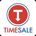타임세일 - 가격을 내맘대로 결정하는 최저가쇼핑 icon