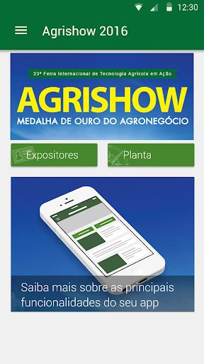 Agrishow 2016