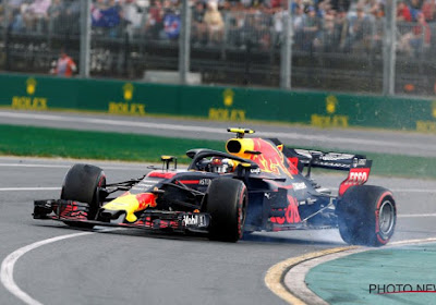 Après-midi cauchemardesque pour les Mercedes et Vandoorne, Verstappen en profite