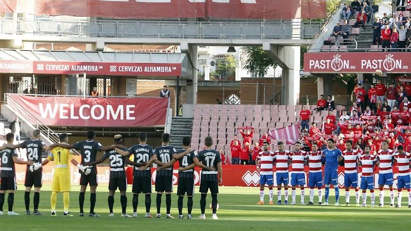 El Granada es uno de los 7 equipos que esta temporada derrotaron al Almería.