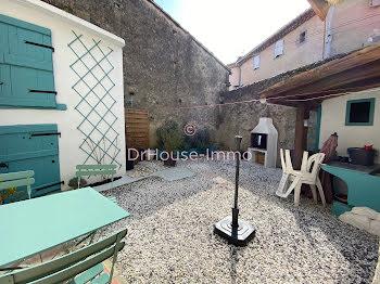 maison à Villemoustaussou (11)