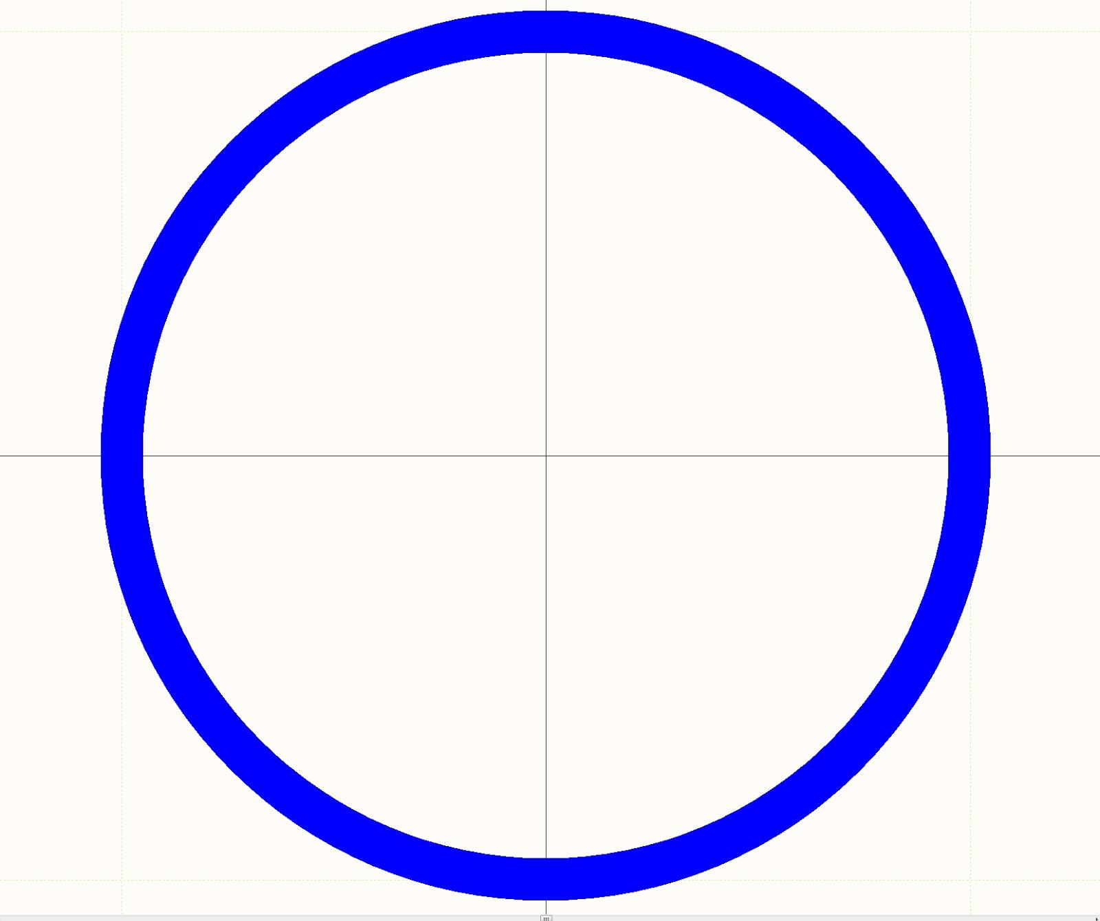 Alt text: Figure 3.  Symbole schématique de l'élément dans un logiciel de dessin industriel.