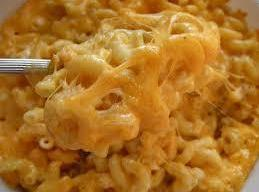 Mom's Easy Cheddar Cheese And Macaroni Recipe