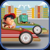 Boboy Balap Mobil