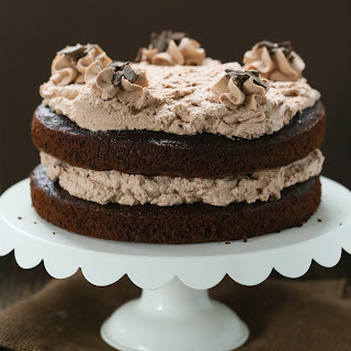 Chocolate Mousse Cake Recipe