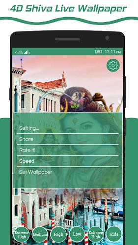 Download 4D Shiv Parvarti Live Wallpaper APK latest version