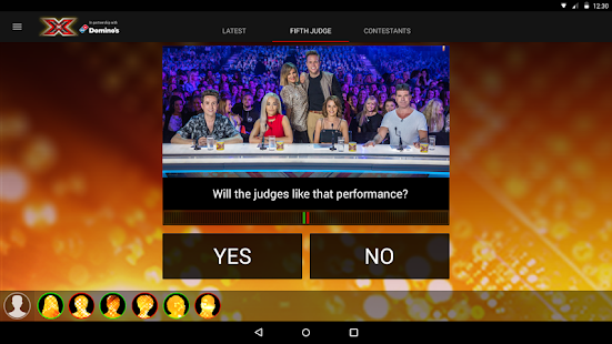 The X Factor UK- screenshot thumbnail