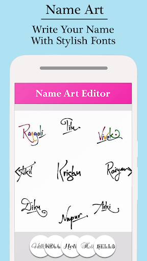 My Name Pics - Name Art 4.8 screenshots 1