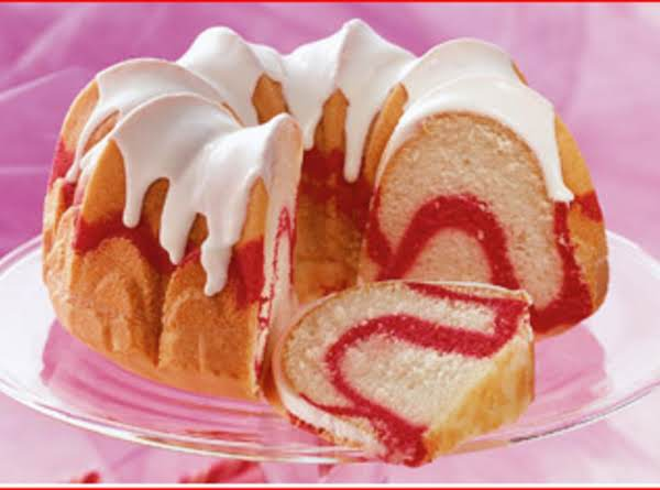 Candy Cane Cake Recipe