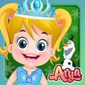 Arya Frozen Baby Care icon