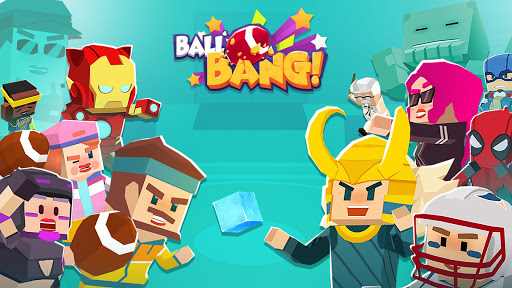 Screenshot for Ball Bang in United States Play Store
