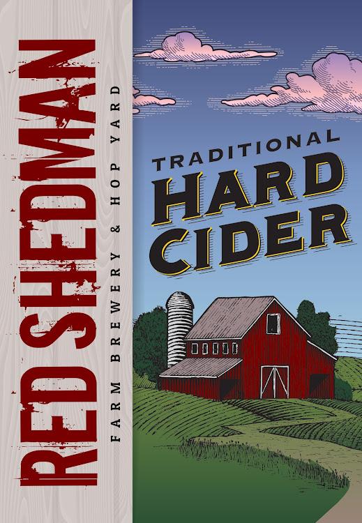 Logo of Red Shedman Hard Apple Cider