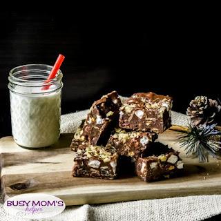 Rocky Road Bars Marshmallows Recipes