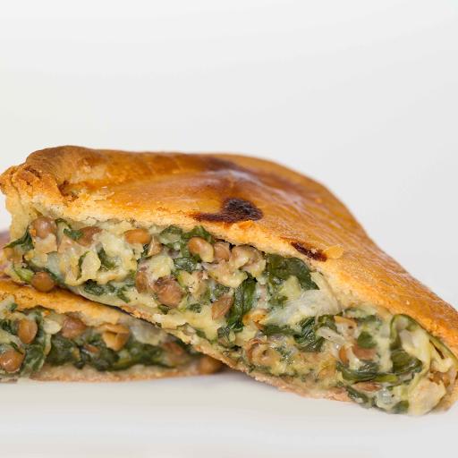 Spinach & Lentil Pie (Vs)