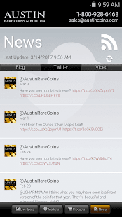 Austin Coins Market Tracker- screenshot thumbnail