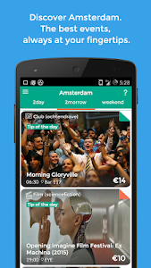 2days Amsterdam screenshot 0