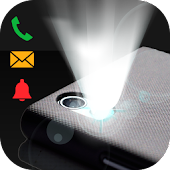 FlashLight Alerts on Call - Flash On call and SMS