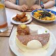 Woosaパンケーキ屋莎鬆餅屋(台中大遠百店)