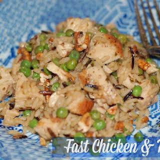 Fast Chicken & Rice.
