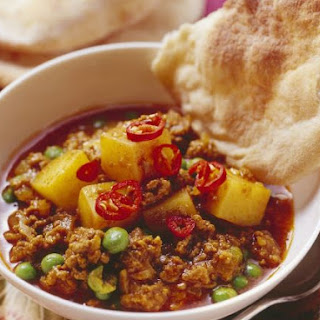 Indian Ground Meat Stew