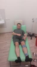 Photo: a na koniec dnia relaks - czyli fizykoterapia