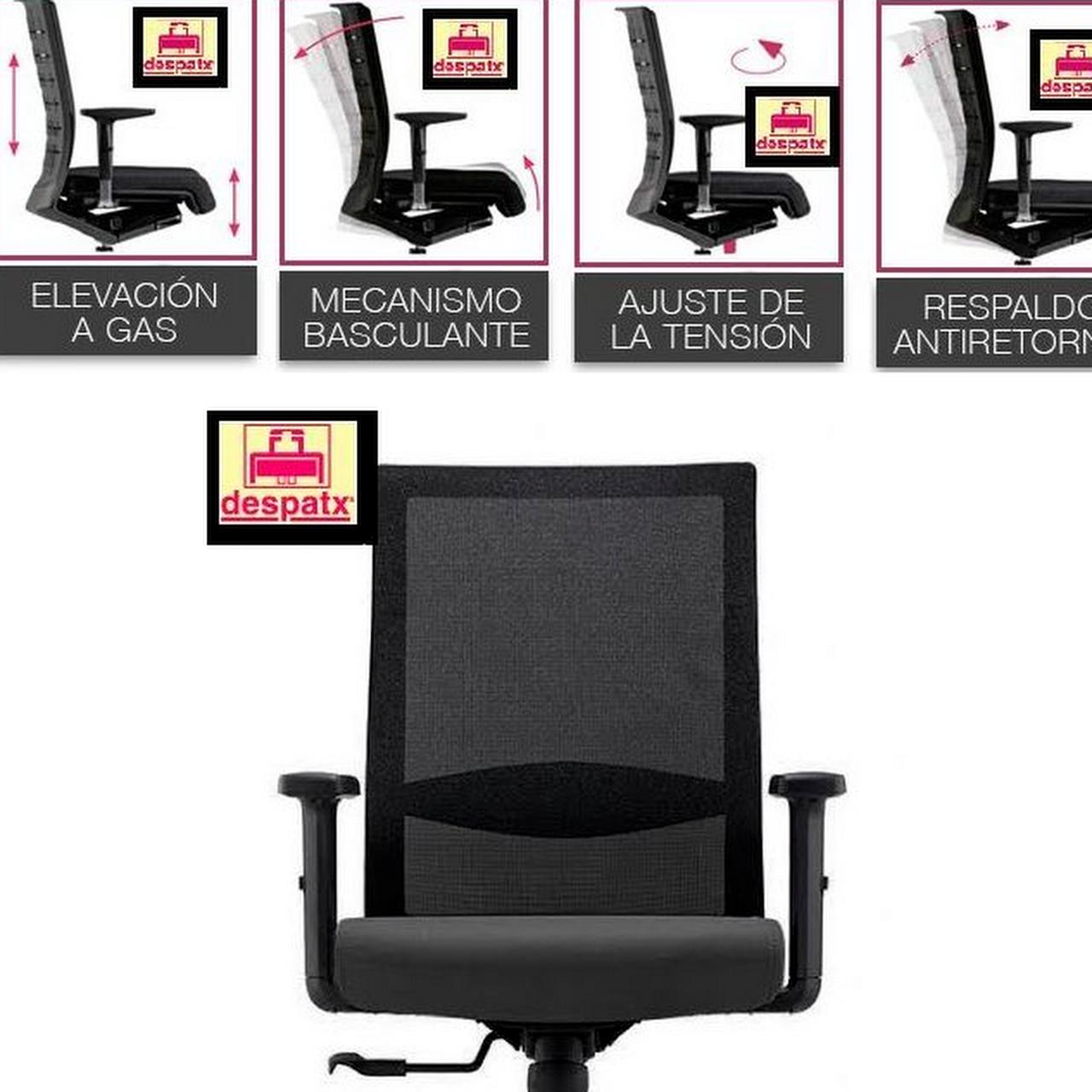 Tienda Y OficinaServicio Mobiliario De Silleria Despatx JT1FclK
