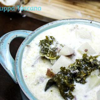 Zuppa Toscana (Toscana soup)