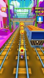 Subway Bus Run – 2020 5