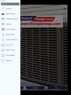AmeriTemp Group- screenshot thumbnail