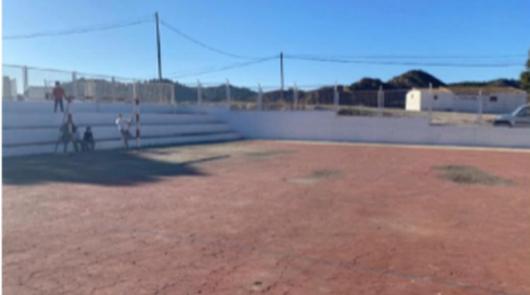 Huércal-Overa invierte 40.000 € para rehabilitar las pistas del Príncipe Felipe