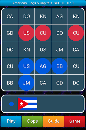 玩免費教育APP|下載Americas Flags and Capitals app不用錢|硬是要APP