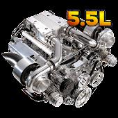 Turbo Engine 3D