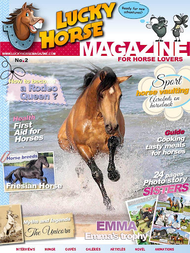 Lucky Horse Magazine LHM