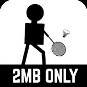 Badminton Black Mod