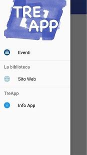 TreApp - Informazioni al cittadino - náhled