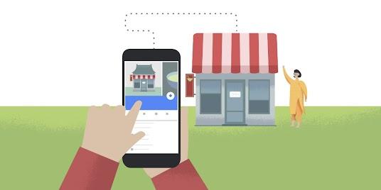 Tăng hiển thị doanh nghiệp trên Google
