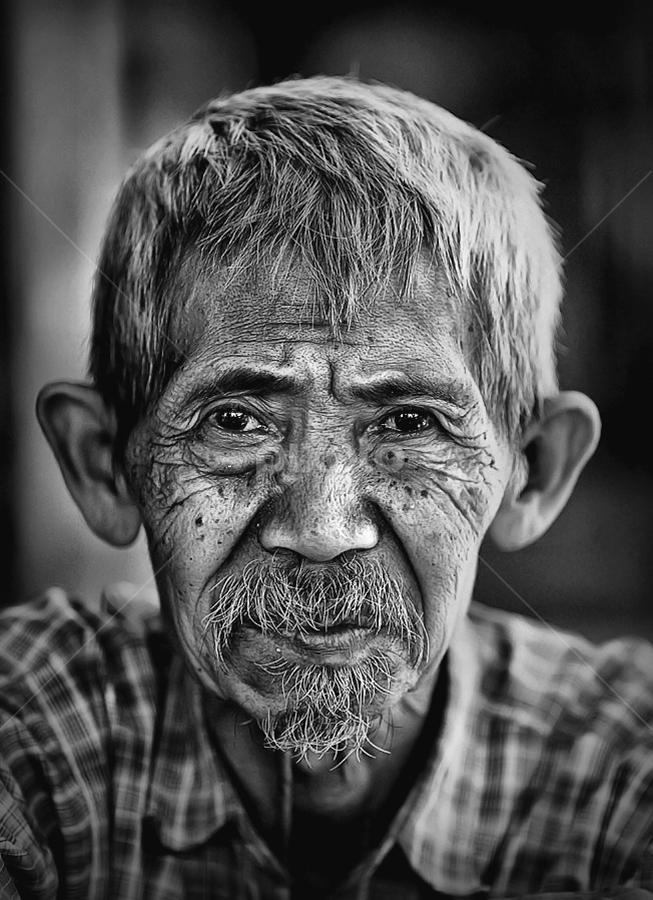 by Asep Dedo - People Portraits of Men ( senior citizen )