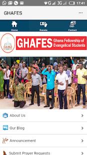 GHAFES - náhled