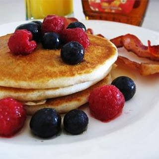 Delicious Gluten-Free Pancakes.