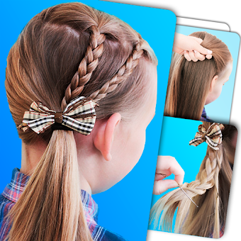 Download Girls Hair Styles Videos 2019 New Hair Styles On Pc Mac With Appkiwi Apk Downloader