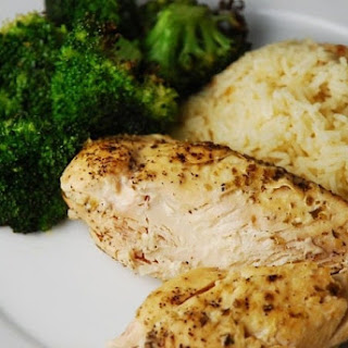 Lemon Garlic Slow Cooker Chicken Recipe