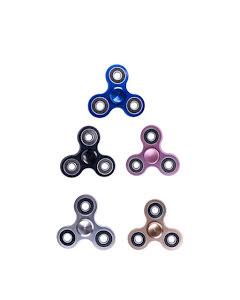 Hand Spinner Metall, blandade färger