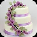 Wedding Cake Inspirations icon